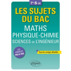 Maths physique-chimie...