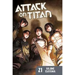 Attackon titan 21