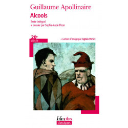Alcools. guillaume apollinaire