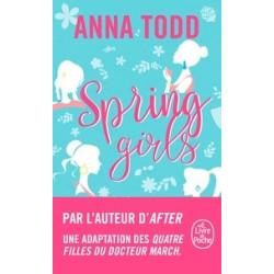 Spring girls (Broché) Anna...