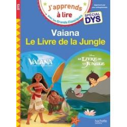 Vaiana- Le livre de la jungle