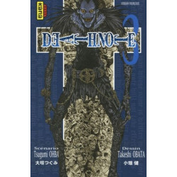 Death Note Tome 3