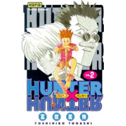 Hunter X Hunter. Tome 2