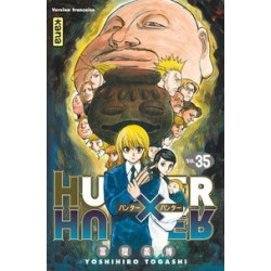 Hunter X Hunter Tome 35