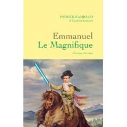 Emmanuel le magnifique...