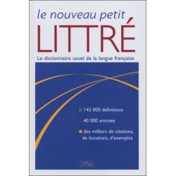 Le Nouveau Petit Littré...