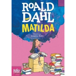 Matilda .    roald dahl