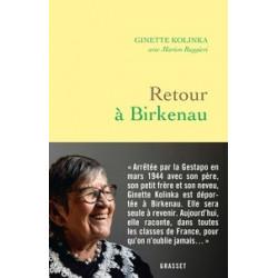 Retour à Birkenau-Ginette...