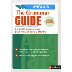 The Grammar Guide, Anglais...