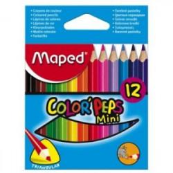 crayon de couleur mini de...