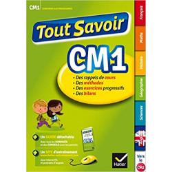 Tout Savoir CM1: Réviser...