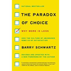 Paradox of Choice - Barry...