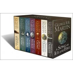 A Game of Thrones (box set...
