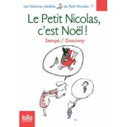 Le Petit Nicolas c est noel...