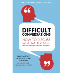 Difficult Conversations:...