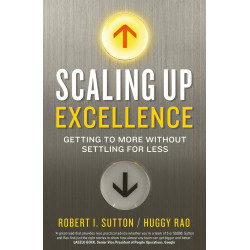 Scaling up Excellence...