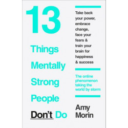 13 Things Mentally Strong...