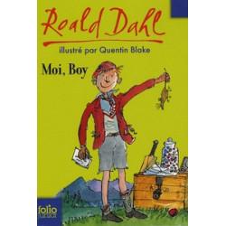 Moi, Boy.  Roald Dahl
