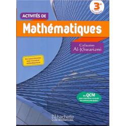 activités de mathmatiques 3...