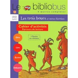 Le Bibliobus n° 12 CP/CE1...