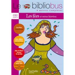 Le Bibliobus N 10 Ce2 Parcours De Lecture De 4 Oeuvres Completes