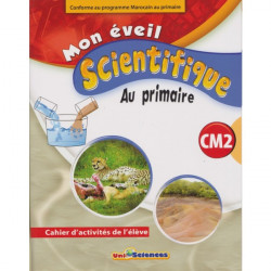 mon évile scientifique cm2
