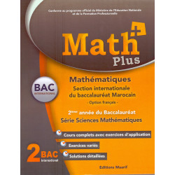 MATH plus 2 bac sc inter
