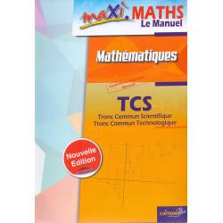 Maxi Maths le manuel...