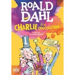 Charlie et la chocolaterie....