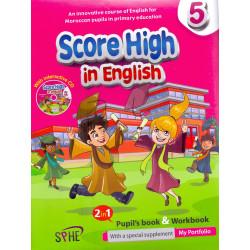 score high in inglish 6