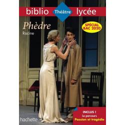 Phèdre - Poche Jean Racine