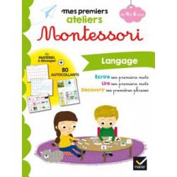 Montessori Langage 4-6 ans