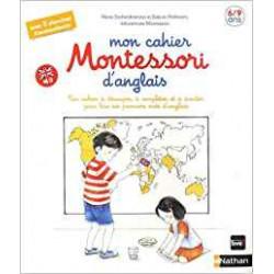 Mon cahier Montessori...