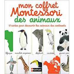 Mon coffret Montessori des...