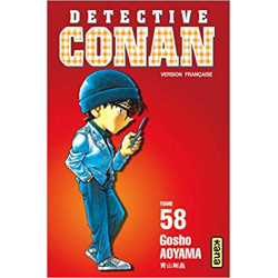 Détective Conan, tome 58-...