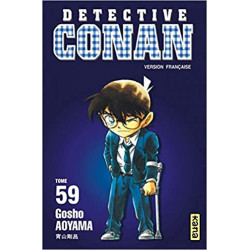 Détective Conan, tome 59 -...