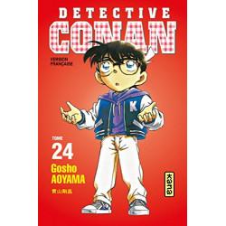 Détective Conan - Tome 24-...