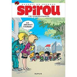 Recueil Spirou - tome 342