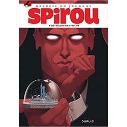 Recueil Spirou - tome 355
