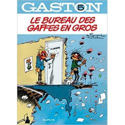 Gaston - tome 5 - Le bureau...