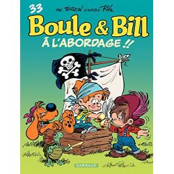 Boule et Bill - Tome 33 - À...