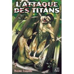 L'Attaque des Titans T07
