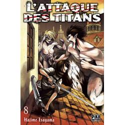 L'Attaque des Titans T08