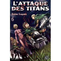 L'Attaque des Titans T06