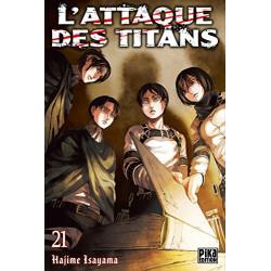 L'Attaque des Titans T21