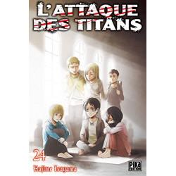 L'Attaque des Titans T24