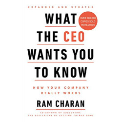 What the CEO Wants You to...