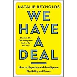 We Have a Deal- Natalie...