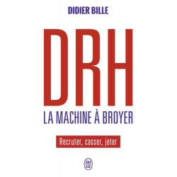 DRH La machine à broyer -...