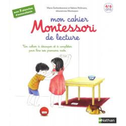 Mon cahier Montessori de...